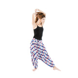 Snake Eye Moroccan Pants by Buddha Pants® - Yoga pants