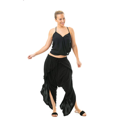Flap Pant By: Buddha Pants®