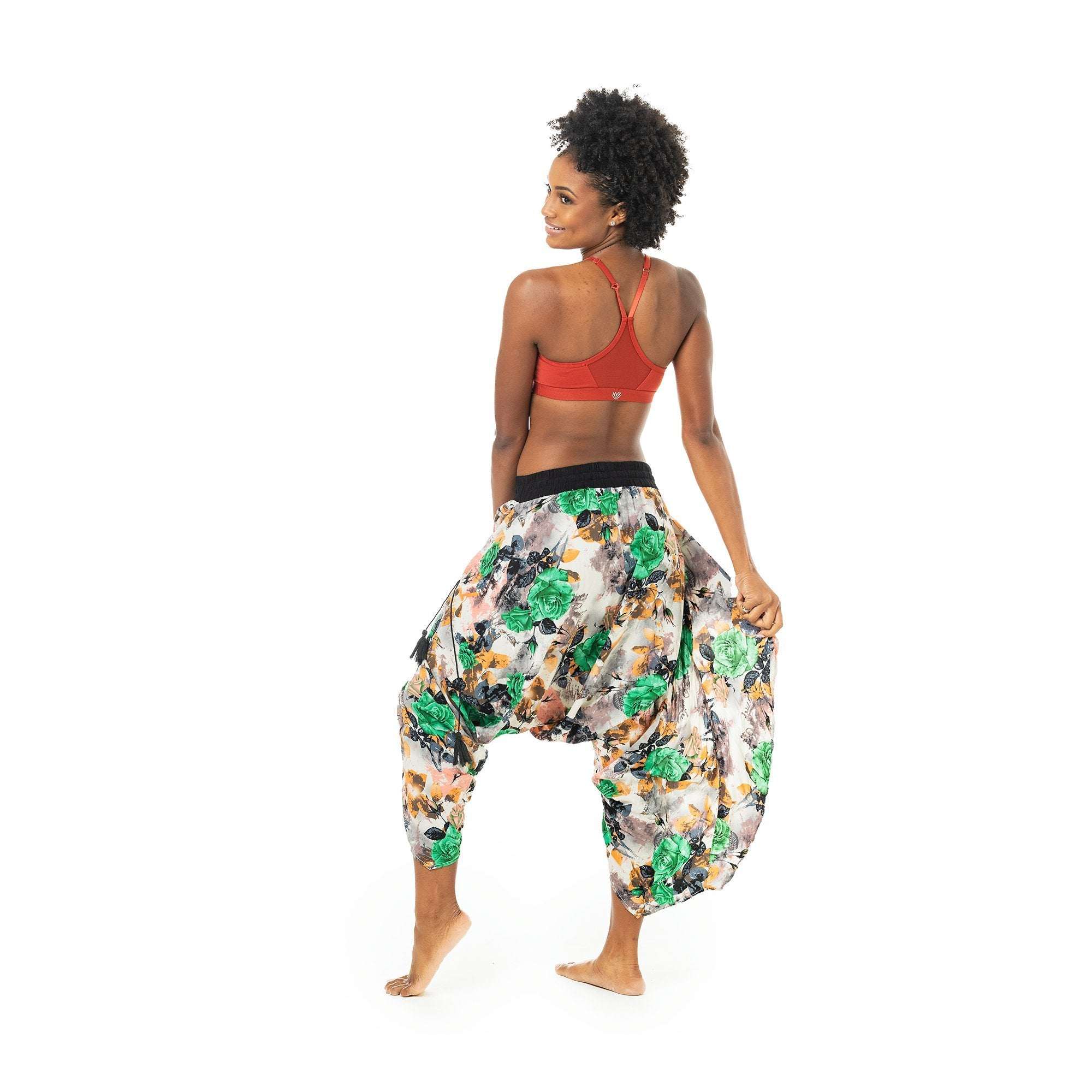 Flap Pants - Buddha Pants®