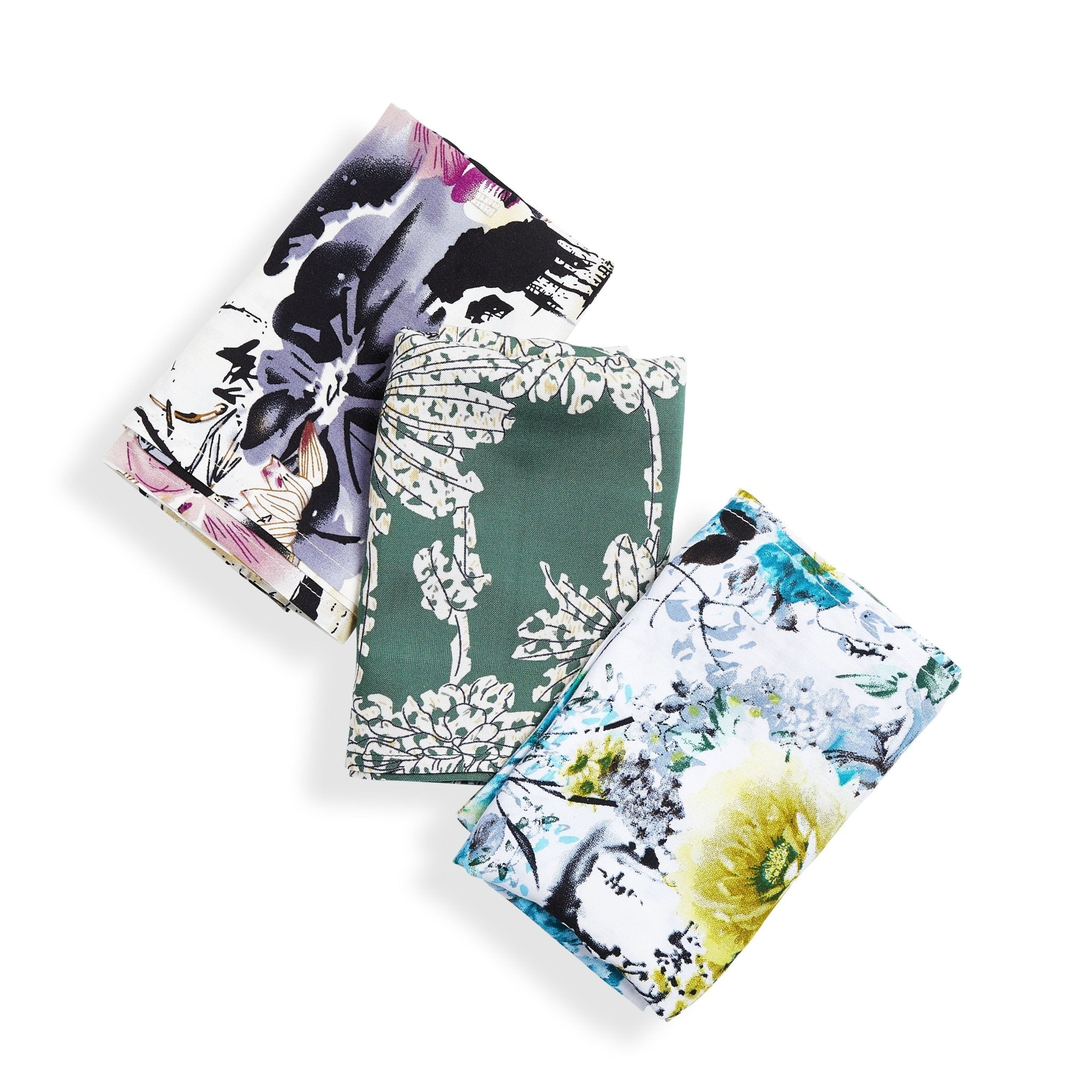 Flower Bandanas (3 Pack) By: Buddha Pants® - Buddha Pants®
