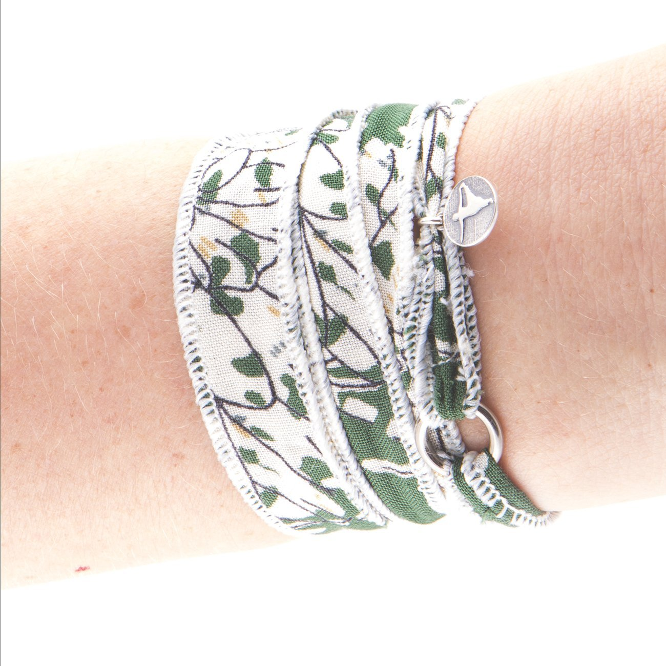 Flower Wrap Bracelets (3 PACK) by: Buddha Pants® - Buddha Pants®