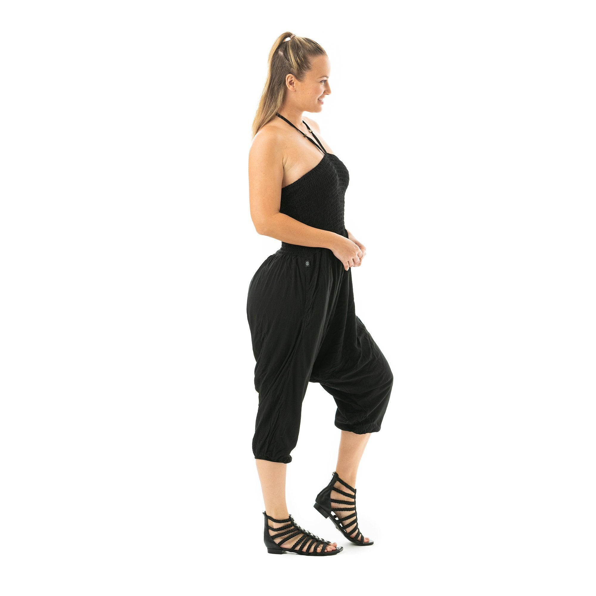 Key West convertible 2 in 1 pant + Jumper Harem Pants By Buddha Pants®