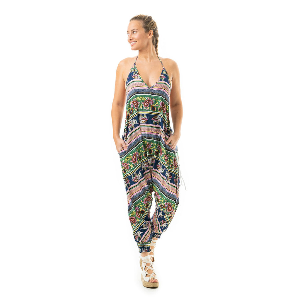 Pink Elephant Jumper By Buddha Pants® - Buddha Pants®