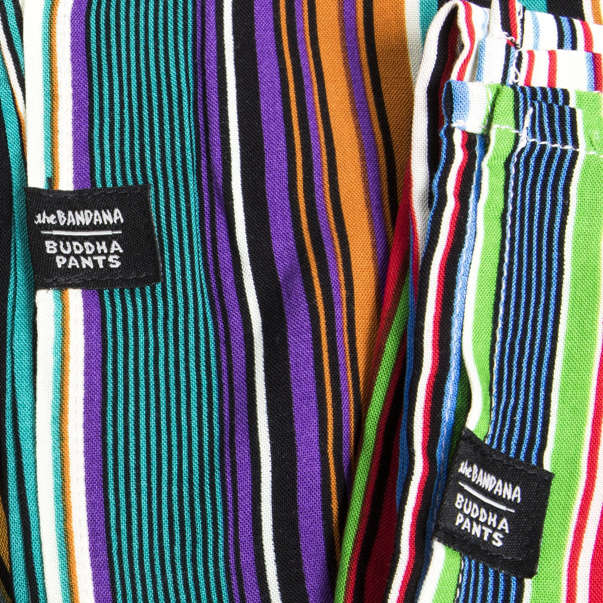 Striped Bandanas (3 PACK) By: Buddha Pants® - Buddha Pants®