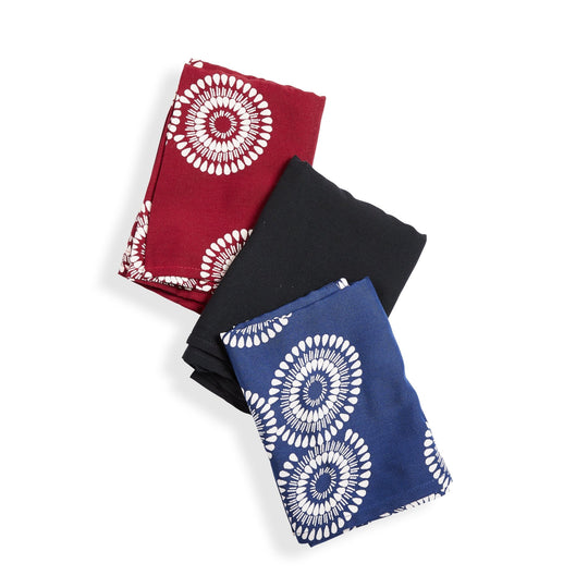 Sunshine Bandanas (3 PACK) by: Budha Pants® - Buddha Pants®
