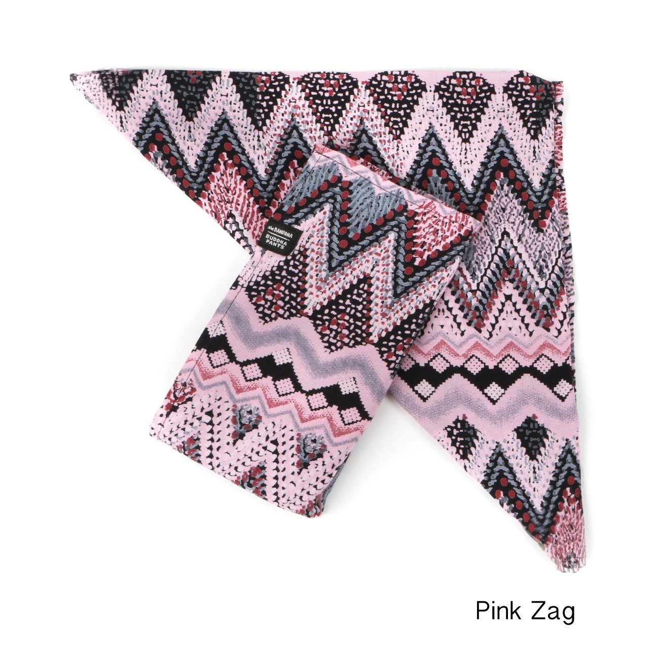 Zag Bandanas (3 PACK) By: Buddha Pants® - Buddha Pants®