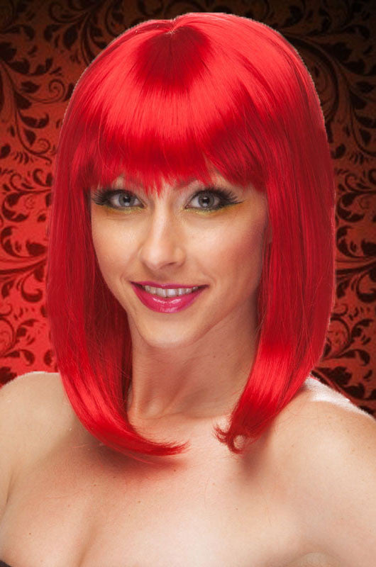Scarlet Coquette Adult Wig - Everything 5 Pounds