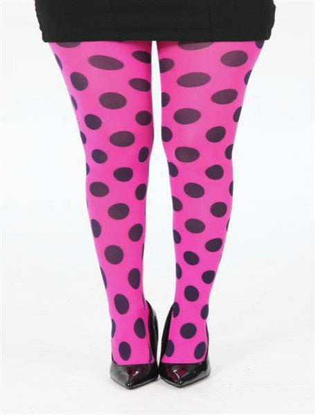 Penny Spots B Printed Tights - Everything 5 Pounds