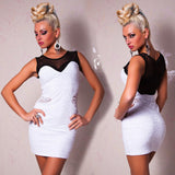 Club Queen Bodycon Fashion Dress - Everything 5 Pounds