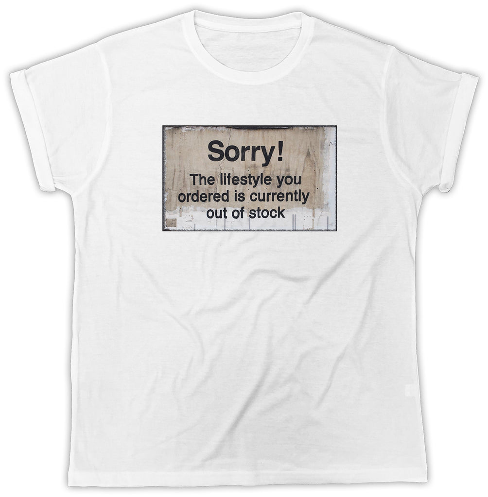 Banksy - Sorry - Everything 5 Pounds