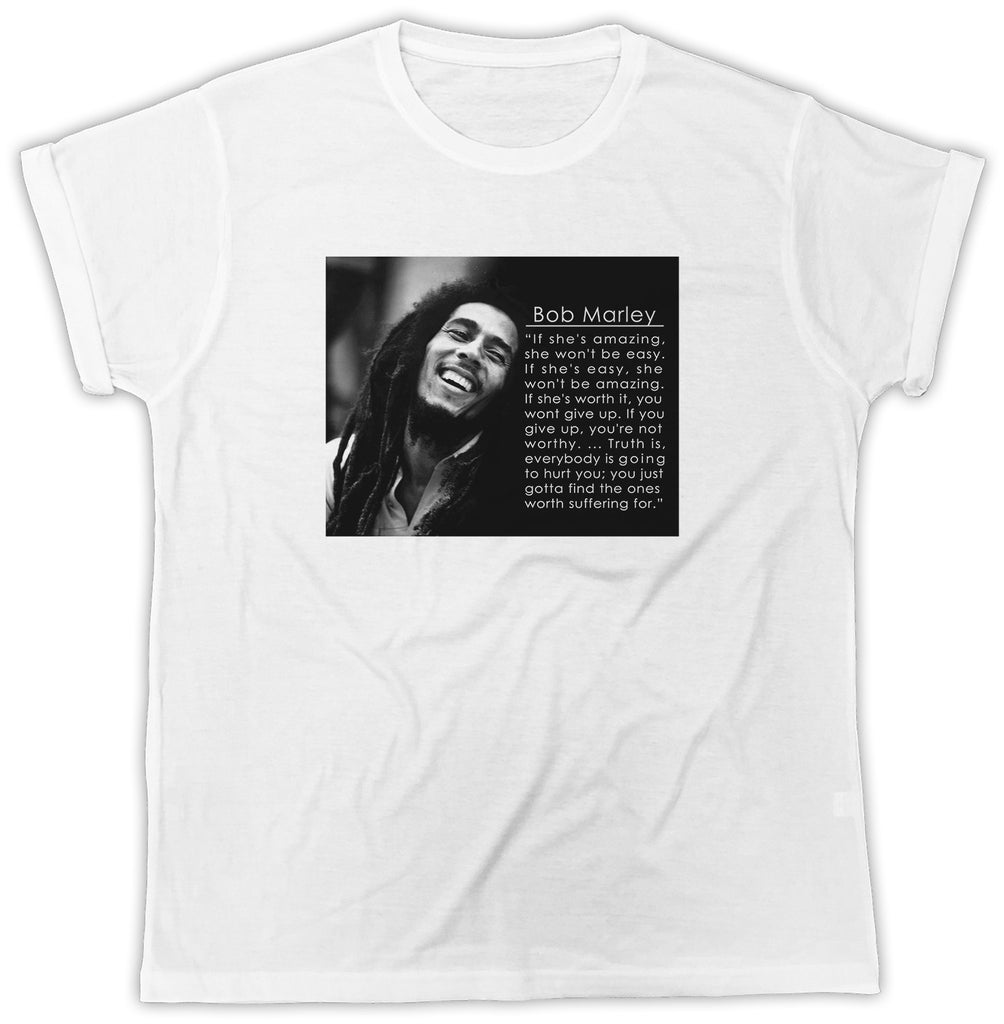 Bob Marley Quote - Everything 5 Pounds