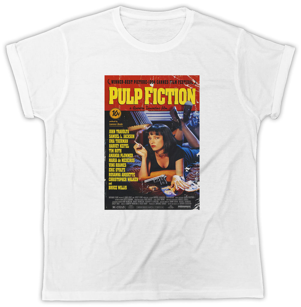 Pulp Fiction - The Poster - Everything 5 Pounds - 2
