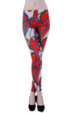 Baroque Style Fashion Leggings - Everything 5 Pounds - 3
