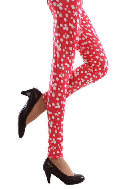 Cheryl Nicole Dotted Fashion Legging - Everything 5 Pounds