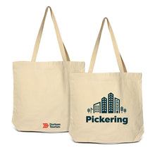 Load image into Gallery viewer, Pickering - City Zippered Tote Bag