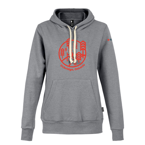 Uxbridge - Trails Ladies Hoodie