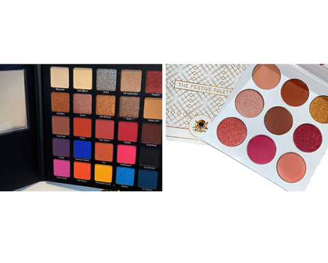 Tees Eyeshadow Palette Bundle