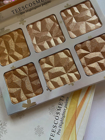 Star blazer Pro highlighter palette