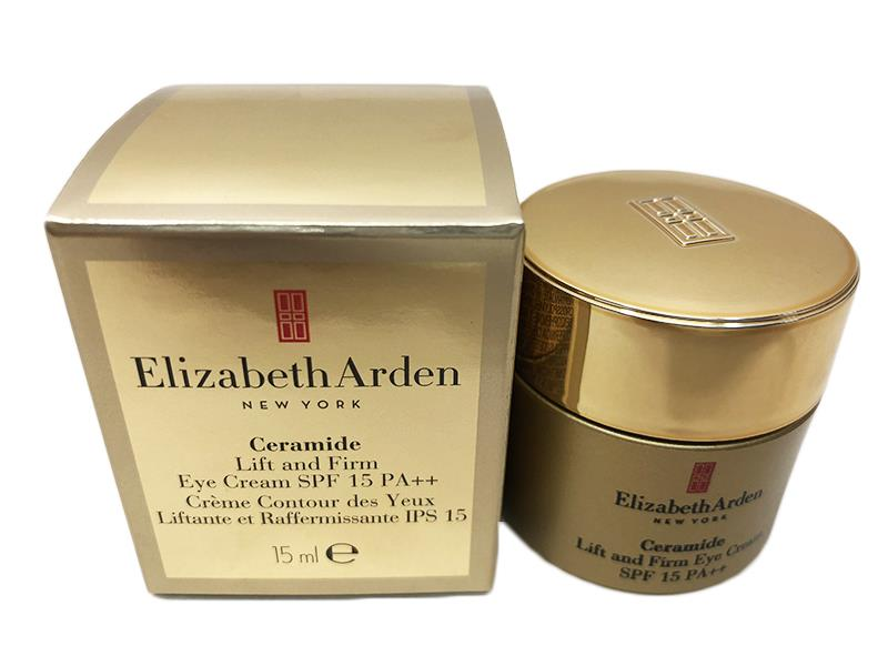 Elizabeth Arden - Ceramide Crema Occhi SPF 15 PA++ (Lift and Firm Eye Cream) 15ml
