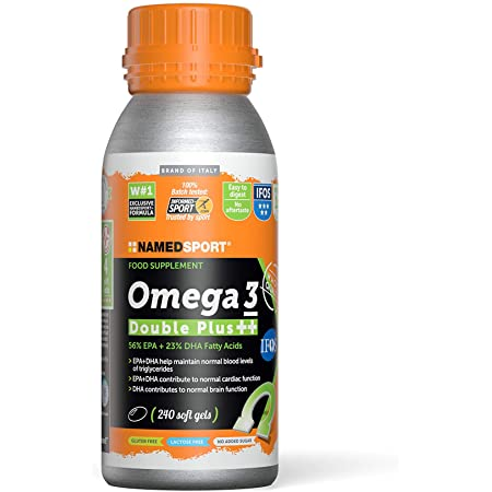 NAMED Sport - Omega 3 Double Plus++ (240 softgel)