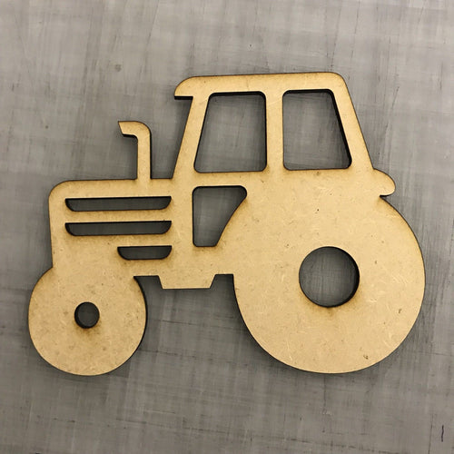 mdf tractor