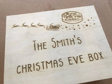Load image into Gallery viewer, Christmas Eve Box - Personalised engraving
