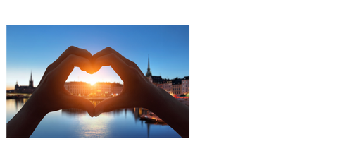 Love from Stockholm