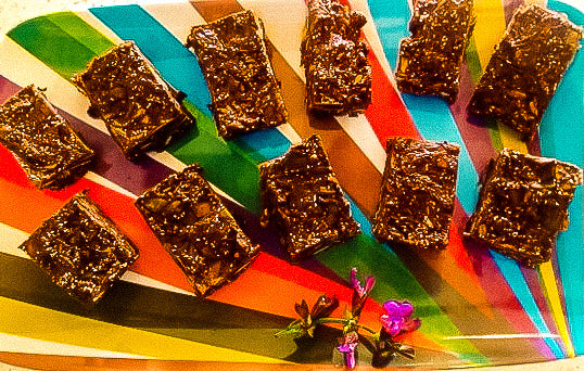 Paleo Chocolate Crunch Bar