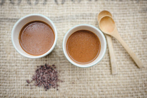Spiced Hot Cacao: Perfect for a bit of comfort on a rainy day!