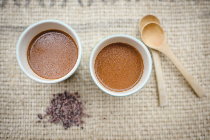 Spiced Hot Cacao