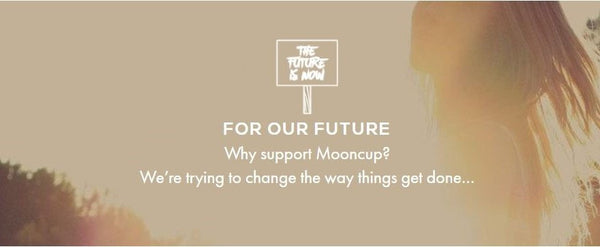 Mooncups for our future