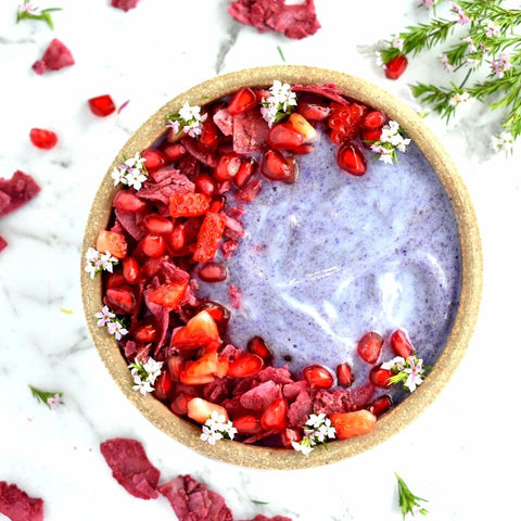 Pretty Brew Smoothie Bowl