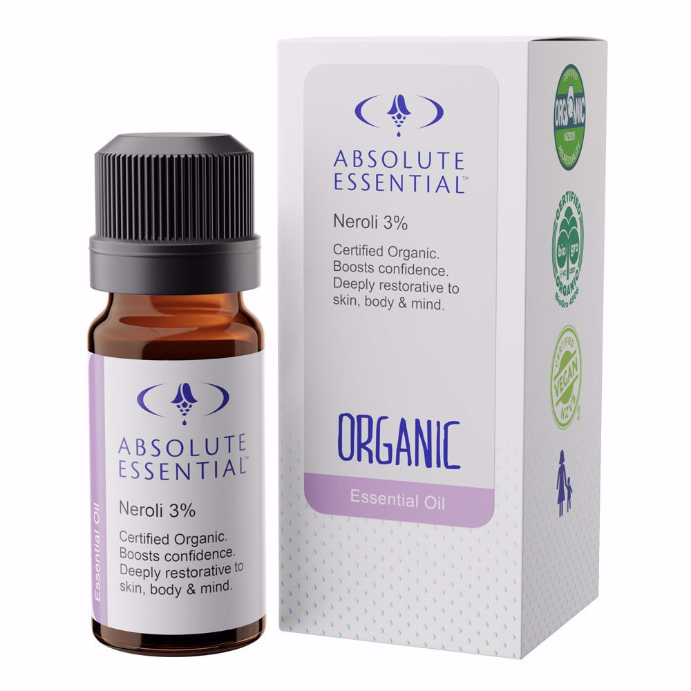 Absolute Essential Neroli 3% Essential Oil