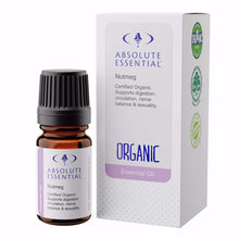 Absolute Essential Organic Nutmeg oil is a stimulating, invigorating oil that can be used in response to nervous fatigue or to help activate the mind.