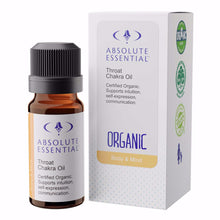 Absolute Essential Organic Throat Chakra Oil is a pure natural formulation that supports us to live with integrity and conscious choice. It may be especially useful for people who wish to realize personal freedom and encounter a new, more generous life dynamic.