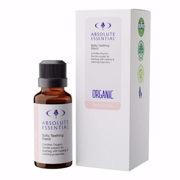 Absolute Essential Baby & Child: Teething Blend (Organic)