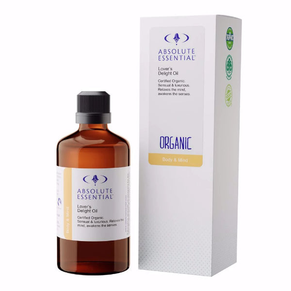 Absolute Essential Lovers Delight Body Oil (Organic)