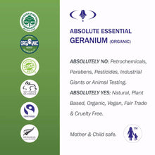 Absolute Essential Organic Essential Oil