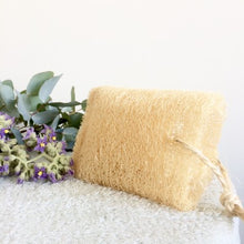 Iberluffa Natural Luffas - Soap Pouch