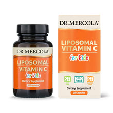 Dr Mercola Liposomal Vitamin C for Kids