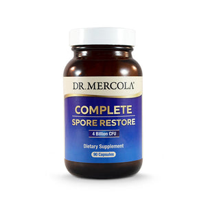 Dr Mercola Complete Spore Restore For Gut Health 90 Day
