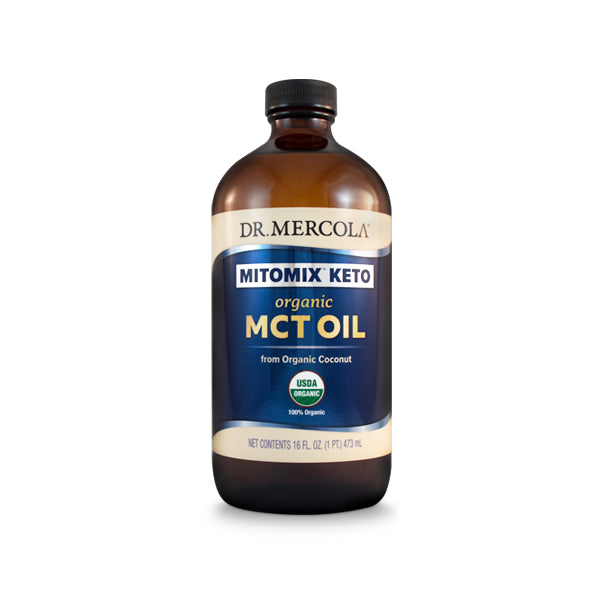 Dr Mercola Organic Mitomix Ketogenic MCT Oil
