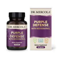 Dr Mercola Purple Defense with Reservatrol 30 Day