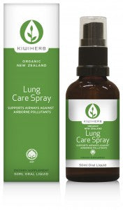 Kiwiherb Lung Care Spray