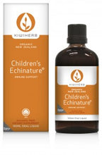 Kiwiherb Children's Echinature® is the essential immune product specially formulated for children 0 - 12 years, made from premium certified organic Echinacea root. 100ml