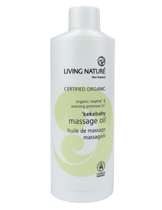 Living Nature Kekebaby Massage Oil