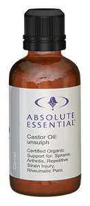Absolute Essentials Castor Oil (Organic)