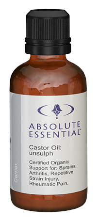 Absolute Essential Castor Oil (Organic)