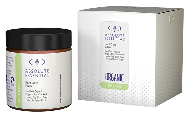 Absolute Essentials Foot Care Balm (Organic)