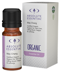Absolute Essential May Chang Essential Oil (Organic)